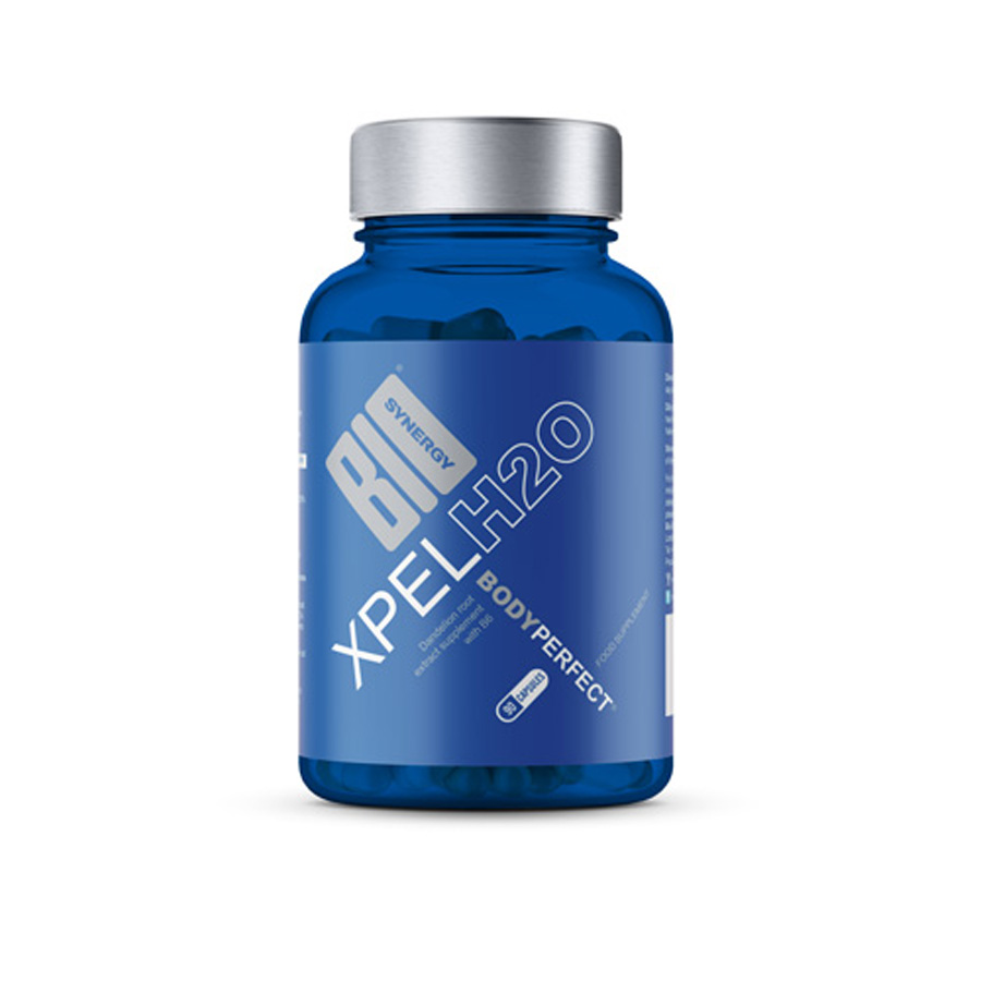 Bio-Synergy XPel H20 Water Capsules UK Sports Nutrition